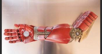 Disabili DOC – Braccio bionico ispirato a quello di Iron Man