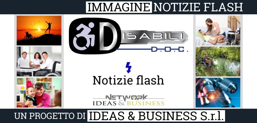 Disabili DOC – Immagine di default per quando le notizie flash non hanno una immagine di copertina