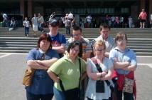 Disabili DOC – Gruppo di Disabili Down alla stazione di Venezia