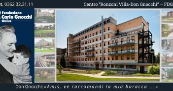 """Disabili DOC – Fondazione Don Carlo Gnocchi Onlus, Centro """"Ronzoni Villa-Don Gnocchi"""""""