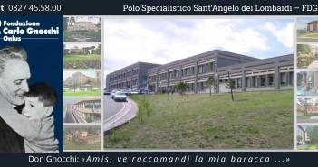 Disabili DOC – Fondazione Don Carlo Gnocchi Onlus, Polo Specialistico Riabilitativo Sant'Angelo dei Lombardi