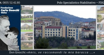 Disabili DOC – Fondazione Don Carlo Gnocchi Onlus, Polo Specialistico Riabilitativo