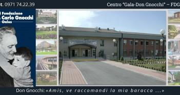 """Disabili DOC – Fondazione Don Carlo Gnocchi Onlus, Centro """"Gala-Don Gnocchi"""""""