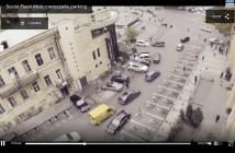 Disabili DOC – Parcheggi per Disabili, dimostrazione a Tbilisi