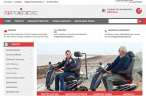 Disabili DOC – AB Medical, home page dello store online