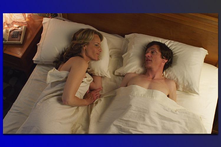 """Disabili DOC – Assistente sessuale, l'immagine mostra una scena del film """"The Sessions"""""""