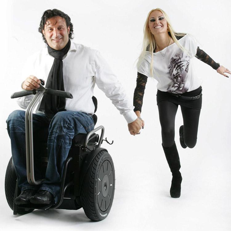 Disabili DOC – Genny Mobility – Paolo Badano e le sue Genny