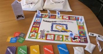 Disabili DOC – Solidarietà a regola d'arte, gioco da tavolo