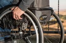 Disabili DOC – Disabile anziano in carrozzina