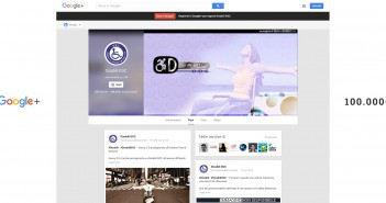 Disabili DOC – Google+, pagina Disabili DOC, è record!