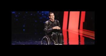 Disabili DOC – Maximilian, motociclista paraplegico, protagonista a Tu si que vales