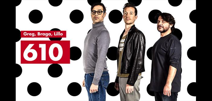 Disabili DOC – 610LOGI su Rai Radio2 con Lillo, Greg e Alex Braga