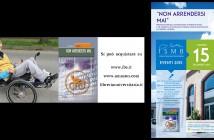 """Disabili DOC – Roberto Russo e il suo libro """"Non arrendersi mai"""""""