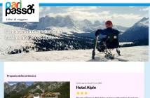 Disabili DOC – Paripasso.it, screenshot della home page