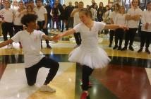 Disabili DOC – L'Arte nel Cuore Onlus, Flash Mob