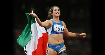 Disabile DOC – Martina Caironi, Oro e record 100 metri