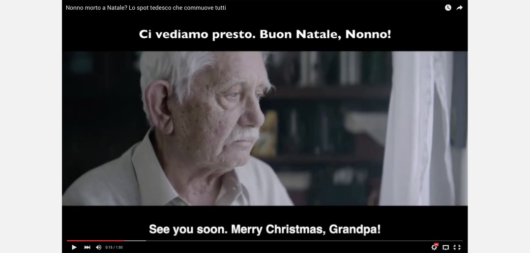 Disabili DOC – Buon Natale Nonno!