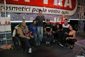Disabili DOC – Maxidrift team Alessio Toffanin