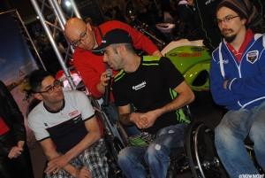 """Disabili DOC – Maximilian Sontacchi presenta """"Ri-mettiamoci in moto"""""""