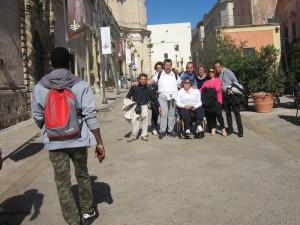 Disabili DOC – Sowmya Sofia Riccaboni con il suo gruppo di Viaggiare Disabili