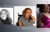 "Disabili DOC – Valentina Tomirotti è ""Pepitosa"" per Boudoir Disability"