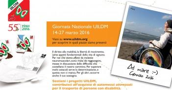 Disabili DOC – Giornata Nazionale UILDM, 14-27 marzo 2016
