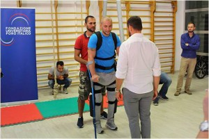 "Disabili DOC – Un Disabile che sta per diventare un ""ReWalker"" grazie all'esoscheletro di ReWalk Robotics"
