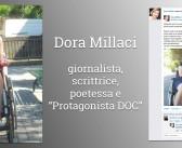 """Intervista a Dora Millaci: giornalista, scrittrice, poetessa e """"Protagonista DOC"""""""