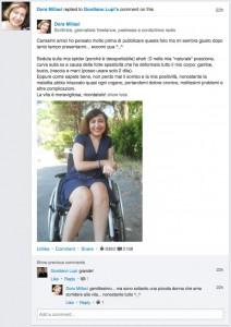 "Disabili DOC – Dora Millaci: ""Protagonista DOC"" su LinkedIn"