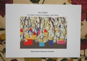 """Disabili DOC – Dora Millaci autrice del libro """"L'orrenda creatura di Nasilungo e Altre Storie"""""""