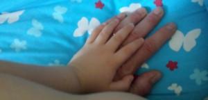 Disabili DOC – «Se diventassi anche io Disabile?» n. 3 / Sergio Albertini, la mano di Papà e quella del suo D-Eroe