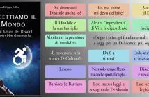 """Disabili DOC – """"Riprogettiamo il D-Mondo"""", Libro ed eBook – Argomenti primari"""
