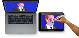 """Disabili DOC – Apple introduce """"Sidecar"""" come novità WWDC 2019, è una soluzione molto utile per chi si deve fare aiutare nell'uso del computer"""