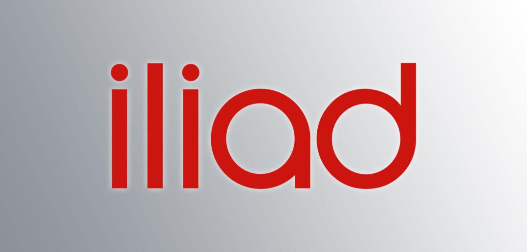 Disabili DOC – Iliad, logo Iliad