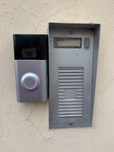 Disabili DOC – Il vecchio citofono è ora affiancato dal Ring Video Doorbell 2