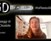 #Coronavirus: io, Zoe Rondini, rifletto sul #IoRestoACasa