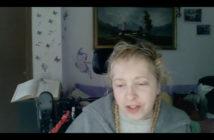 Disabili DOC – Copertina del video in cui Cristina Di Stefano si racconta come Disabile in epoca di Coronavirus