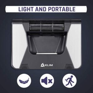 Disabili DOC – KLIM Airflow, è leggero, silenzioso e portatile