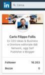 Disabili DOC – Immagine del profilo LinkedIn di Carlo Filippo Follis