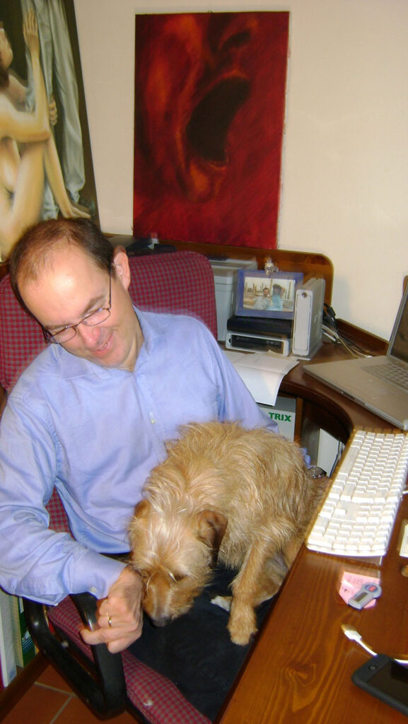 Disabili DOC – D-Setup, a maggio del 2009 Miss decise di diventare la mia segretaria...
