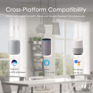 """Disabili DOC – """"Speciale VOCOlinc"""" luci smart – Lampadine e strisce LED rispondono ai vostri comandi impartiti a Siri, Alexa e Assistente Google"""