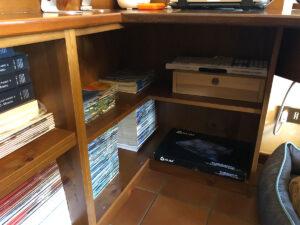 Disabili DOC – D-Setup – 3ª versione – gli scaffali della libreria del terminale sinistro