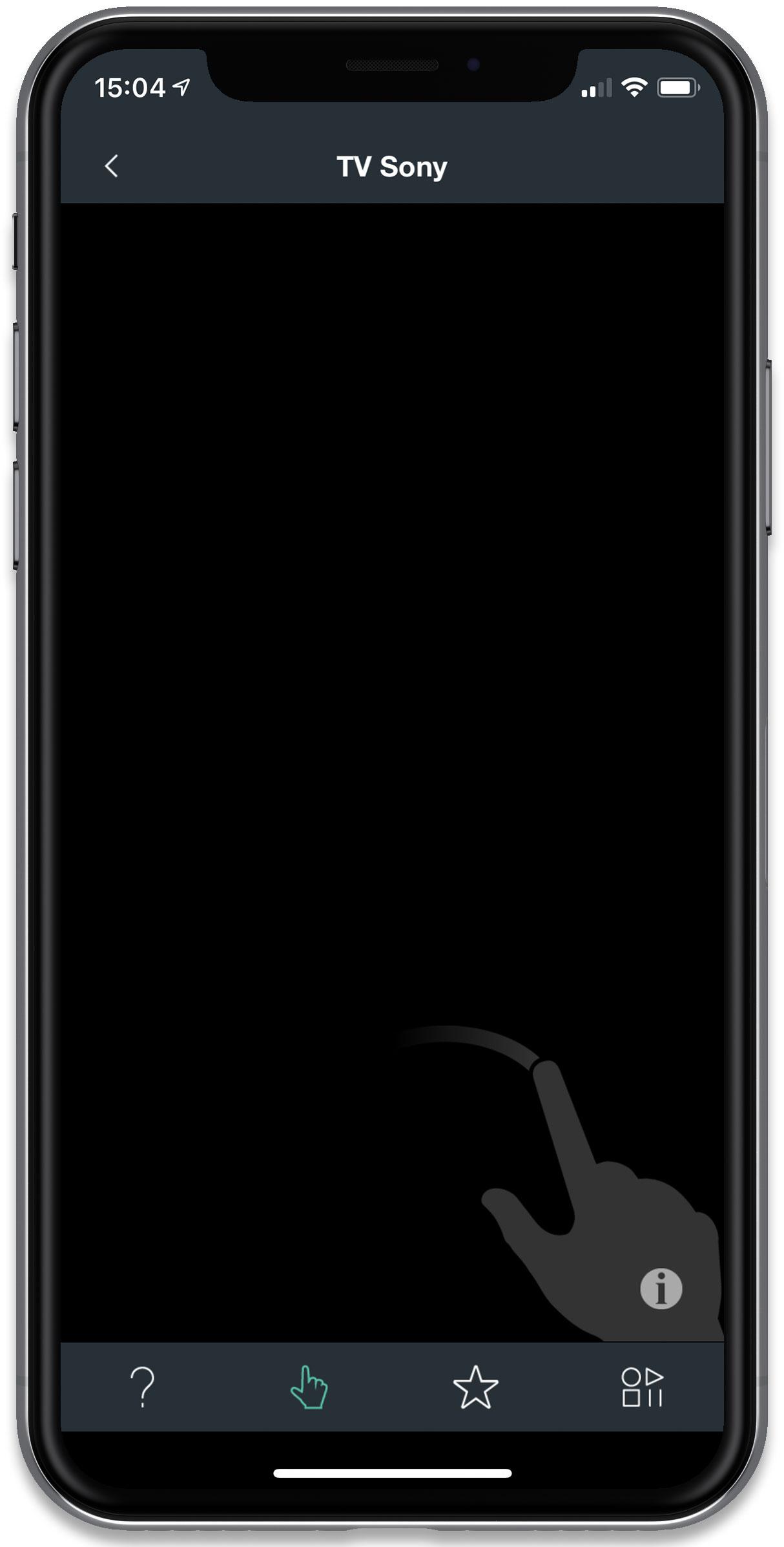 """Disabili DOC – """"Speciale Logitech Harmony Elite"""" – Su iPhone la App Harmony, in attività la modalità touch"""