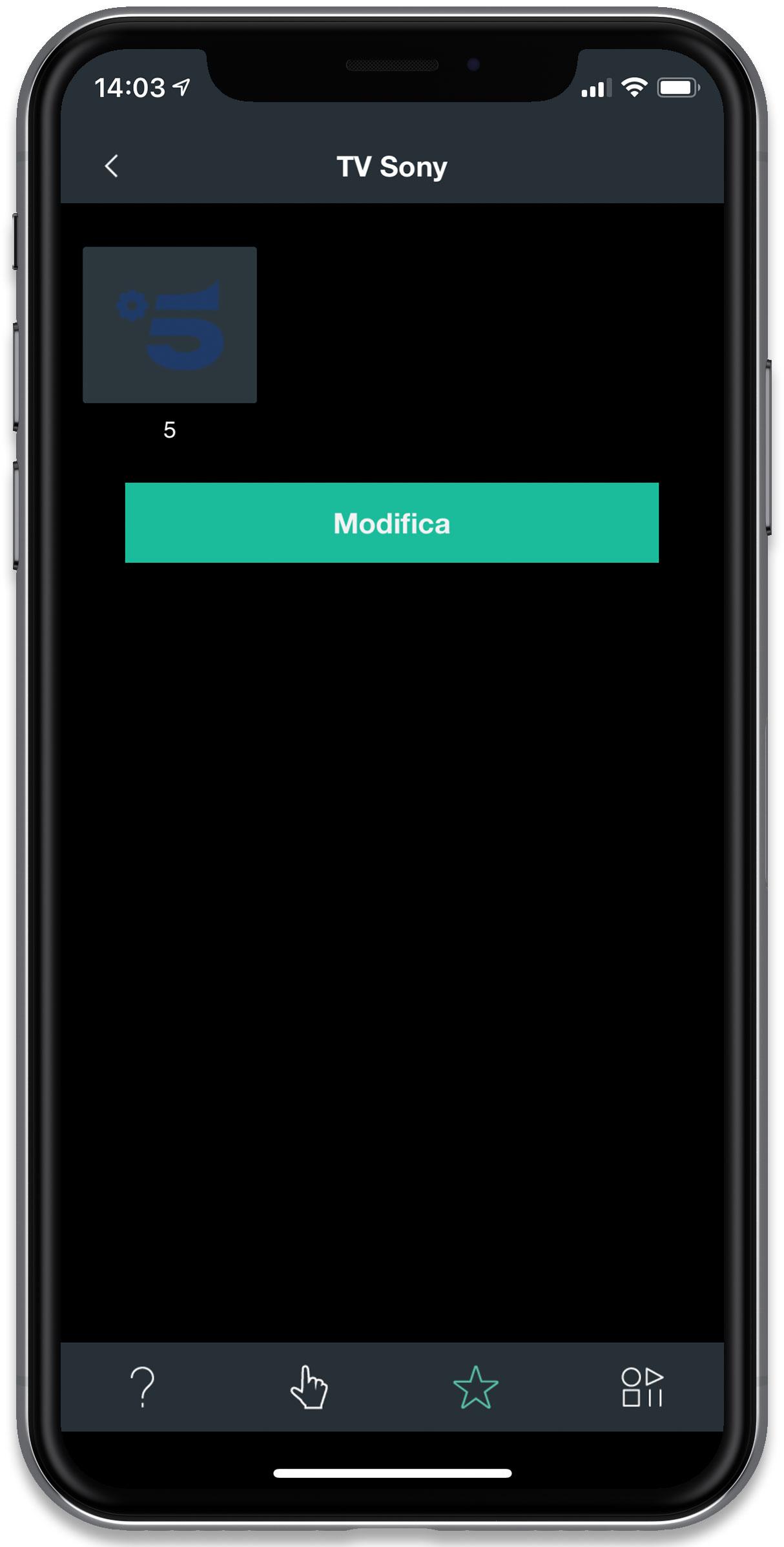 """Disabili DOC – """"Speciale Logitech Harmony Elite"""" – Su iPhone la App Harmony, in attività i preferiti"""