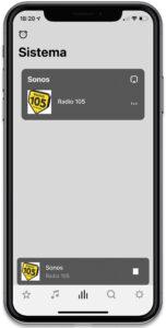 """Disabili DOC – """"Speciale Sonos Beam"""" – La App Sonos è in esecuzione su uno smartphone"""