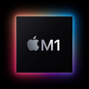 Disabili DOC – L'immagine mostra il nuovo Chip M1 di Apple