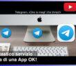 """Disabili DOC – Immagine di copertina di """"#DAppleAcademy / Parte 5ª / VIDEO / A quando Telegram 7.8 per macOS con barre funzionanti anche sotto Apple Big Sur?"""""""