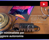 #DSetup / Parte 10ª / VIDEO / Due amici creano il porta Hub USB da scrivania per una maggiore autonomia dei Disabili