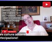 """#DAppleAcademy / Parte 7ª / VIDEO / Appello agli YouTuber: «Cercasi voci per raccontare """"idee DOC""""!»"""