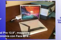 """Disabili DOC – Immagine di copertina di """"#DSetup / Parte 13ª / L'iPad Pro con Face ID e Magic Keyboard è """"la soluzione"""" per molti Disabili e non solo"""""""